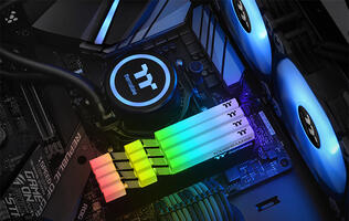 Thermaltake rolls out Toughram RGB DDR4 memory for gamers
