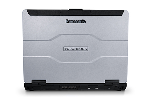 The new Panasonic Toughbook 55 is a semi-rugged notebook that supports modular expansion