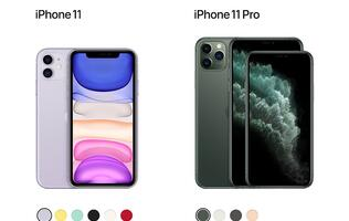 Here are all the price points for the iPhone 11, 11 Pro and 11 Pro Max