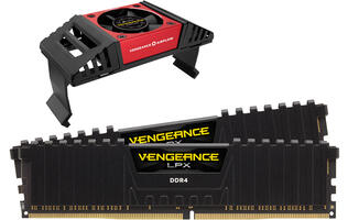 Corsair reveals Vengeance LPX DDR4-4866 memory, but it may need a fan