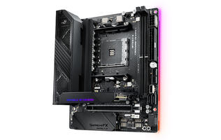 ASUS has two new ROG Crosshair VIII and Strix motherboards for your next SFF Ryzen PC