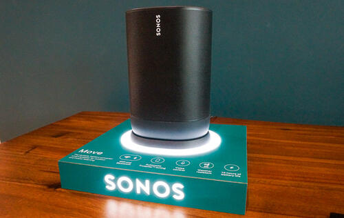 Move is the first Sonos speaker you can take out