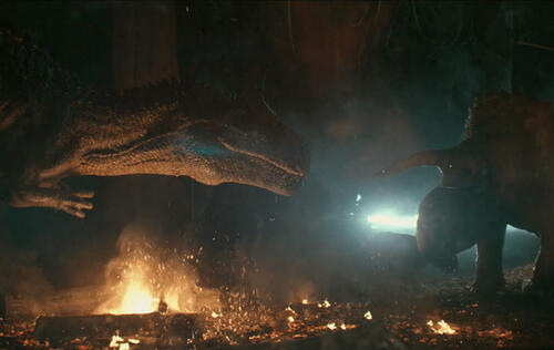 Battle at Big Rock sets up the next Jurassic World movie in a big way