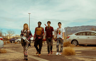 Netflix's Daybreak throws high school teenagers into the zombie apocalypse
