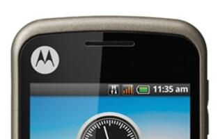 First Looks: Motorola Quench XT3