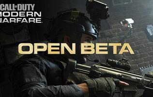 Call of Duty: Modern Warfare's Open Crossplay Beta starts this Thursday