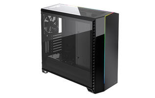Fractal Design's new Vector RS chassis combines both silence and performance