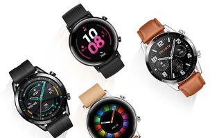 Huawei Watch GT 2 comes with new Kirin A1 processor, AI analytics and heart failure alerts