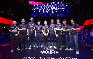Meet the Race to Singapore qualifier series' winner