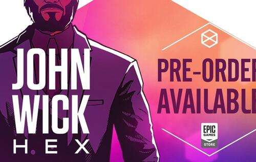 John Wick Hex will be an Epic Games Store exclusive