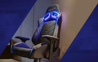 These Vertagear RGB kits let you outfit your gaming chair with customisable lighting