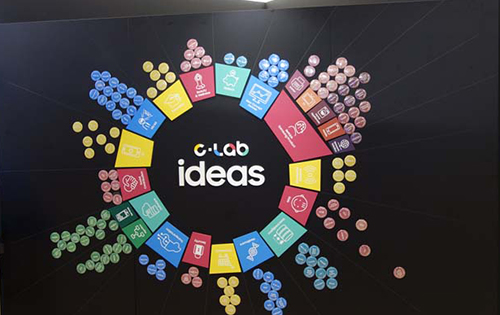 Inside Samsung's C-Lab, a makerspace for all good ideas!