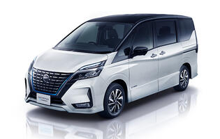 Singapore's first Nissan e-Power car is the Serena e-Power MPV