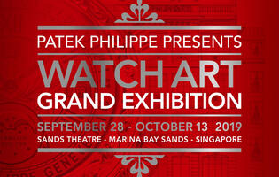 Learn more about watchmaking at the Patek Philippe Watch Art Grand Exhibition Singapore