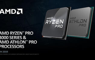 AMD announces availability of its Ryzen Pro 3000 series desktop processors