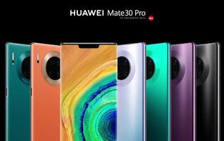 Huawei Mate 30 phones lose access to manually install Android apps