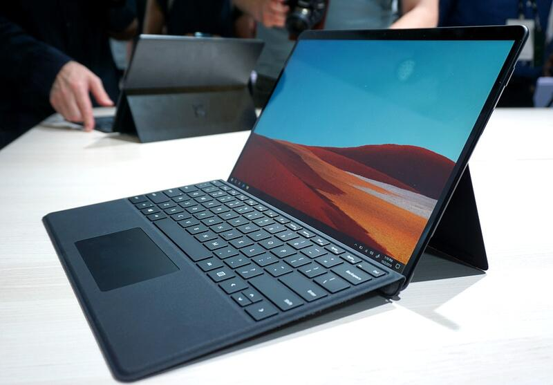 Microsoft Surface Pro X hands-on: Perfecting the vision