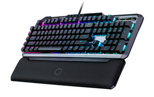 Cooler Master's MK850 gaming keyboard comes with pressure-sensitive analog tech