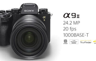 Sony introduces the A9 II with improved connectivity
