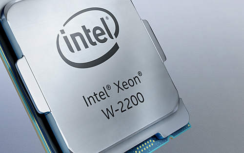Intel announces eight new Cascade Lake-X Xeon W-2200 processors