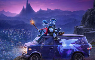 A trailer for Pixar's Onward has Tom Holland and Christ Pratt questing for magic
