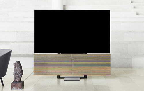 The stunning Beovision Harmony 77-inch 4K OLED TV is now available in Singapore