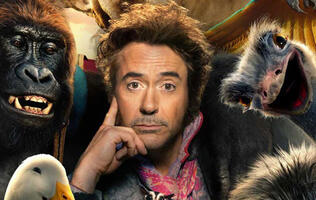 The Dolittle trailer has Robert Downey Jr. talking to animals