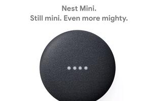 Google's doughnut-shaped Nest Mini voice assistant now packs more punch at no extra cost (Updated)