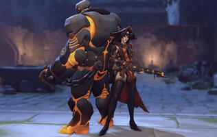 Overwatch's Halloween Terror event returns with some pretty cool skins