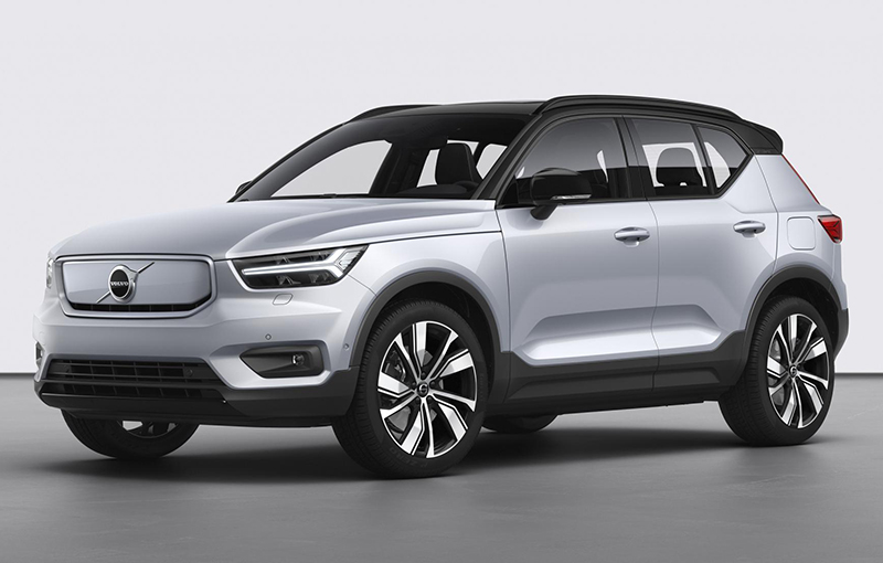 Meet Volvo's first all-electric car, the XC40 Recharge