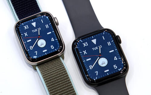M1 to soon offer Apple Watch Series 5 with eSIM feature