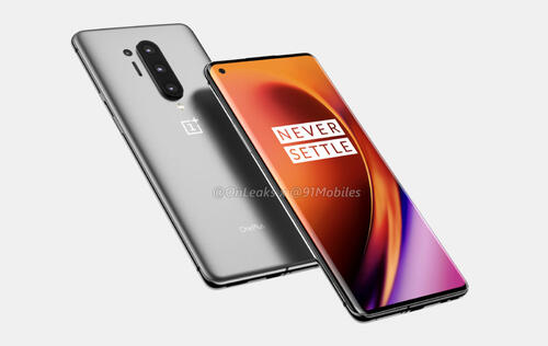 OnePlus 8 Pro could have four rear cameras and punch-hole display