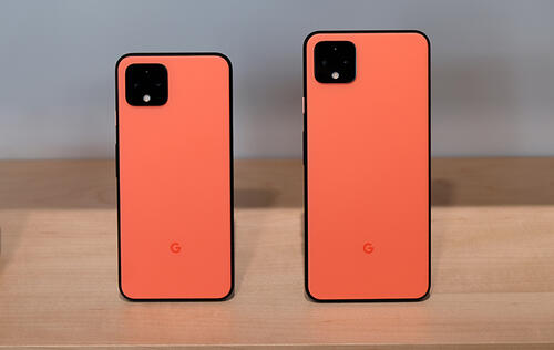 A feature on Google Pixel 4 XL (64GB)