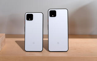 Google will update the Pixel 4's Face Unlock with eye detection