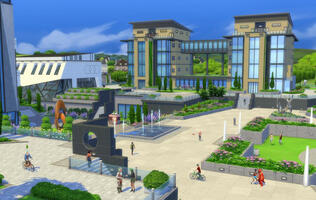 Feel the joy of student loans in the next Sims 4 expansion: Discover University
