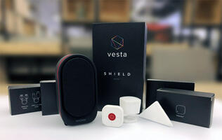 ViewQwest's Vesta Shield is a smart monitoring service for homes and businesses