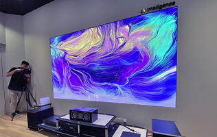 Samsung's best display — The Wall Luxury — is now in Singapore, and I can't afford it