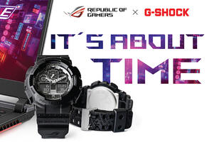 ASUS and Casio are partnering for another limited edition G-Shock watch (Updated!)