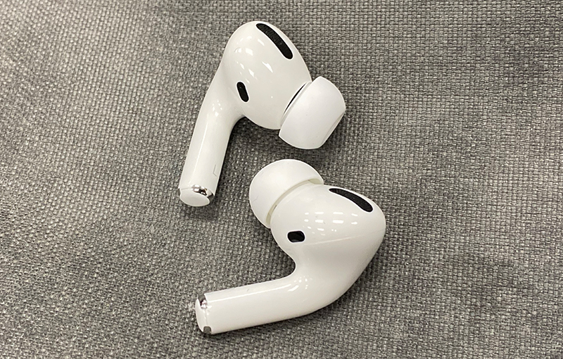 Apple AirPods Pro hands-on: New design, active noise cancellation, and more