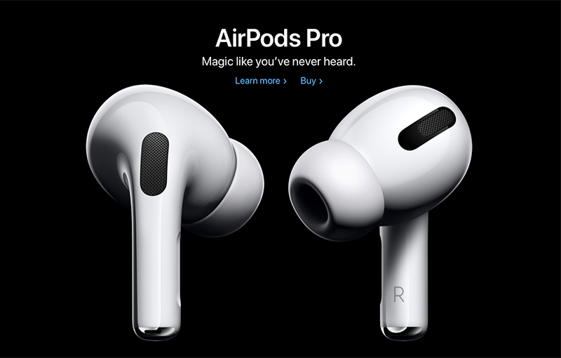 PSA: The new Apple AirPods Pro are available to buy on the Apple Store