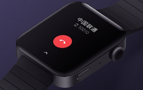 Xiaomi's first Wear OS smartwatch is an Apple Watch clone
