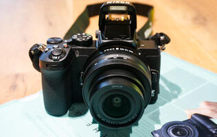 Nikon Z50 hands-on: A quick look at Nikon's entry-level mirrorless camera