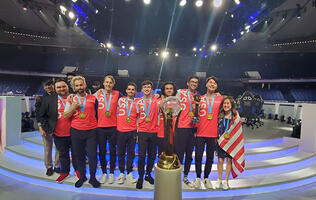 BlizzCon 2019: Team USA sweeps China 3-0 to win the 2019 Overwatch World Cup
