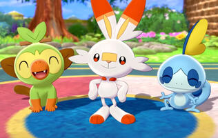 The starter evolutions for Pokemon Sword and Shield might have just been leaked
