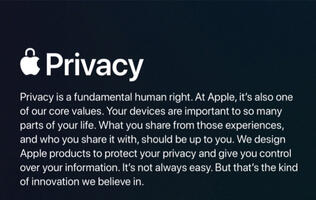 Apple's new privacy website now explains in greater detail how its products protect your privacy