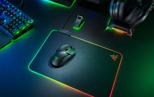 Razer's Basilisk Ultimate mouse comes with better wireless tech and optical switches