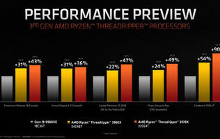 AMD reveals its new third-gen Threadripper processors and TRX40 chipset
