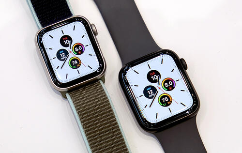 Apple shipped 6.8 million smartwatches in Q3 2019, up 51% from last year