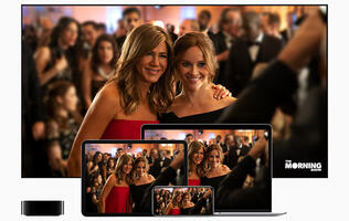 Apple TV+ attracted millions of viewers over the first three days of availability