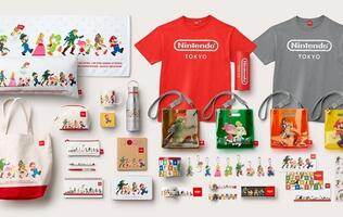 Japan's first official Nintendo store opens its doors on 22 November